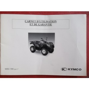 Kymco MXU 500 type L7