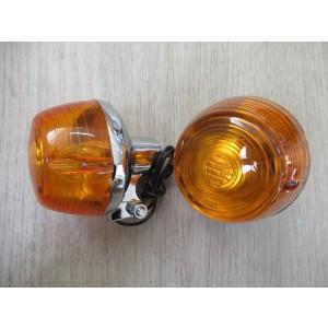 Paire de clignotants Honda CB 500 750 Four (33650-416-601)