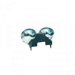 Enjoliveur, cuvelage, capot de compteur, tableau de bord Kawasaki ER5 96-06, ZR7 (S) 99-04 et ZRX 1100  99-00