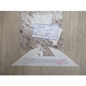 Sticker autocollant carénages avant  Aprillia 1000 Tuono 2011 (899914)