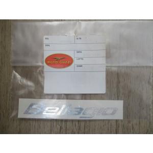 Sticker coque arrière Moto Guzzi 940 Bellagio (978552)