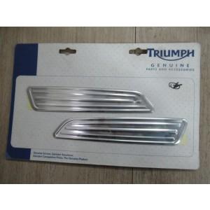 Protections chromées Triumph Rocket III 2011-2012 (A9738066)