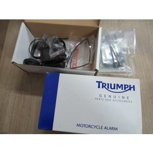 Alarme kit S4 SRA France Triumph 800 Tiger 2010-2014