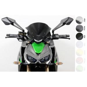Bulle MRA Sport fumé clair Kawasaki Z1000 2014-2019