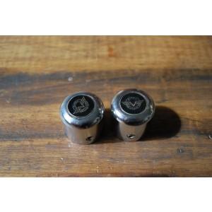 Jeu de caches axe de roue avant Kawasaki VN 800 (1995-2006) K99990844A