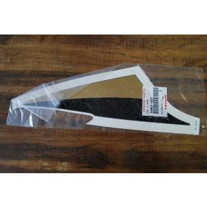 Côté droit tête de fourche noir or Kawasaki ZX-6R 1998-99 (56062-1837)