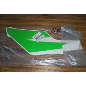 Autocollant, sticker coque arrière gauche Kawasaki Ninja ZX-6R 1995-97 (ZX600F) 56061-1577