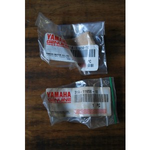 Lot de 2 coussinets de bielle (Noir) Yamaha XJS 900 Diversion 1995-2001 (31A-11656-10-00)