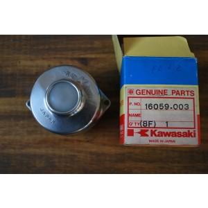 Chapeau de carburateur avec boisseau Kawasaki Z400 (16059-003)