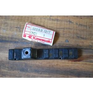 Guide chaîne supérieur Kawasaki EN500 1992-95, GPZ500 S 1988-03, KLE 500 1991-2007