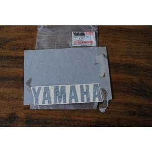 Sticker Yamaha sabot gauche Yamaha 125 RDLC 1986 (1GU-28315-00)