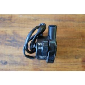 Commodo droit Yamaha 125 DTLC (1HR) 1984-1988, 80 DTLC 1981-1992, 125 DTMX 1986-1991 (1R683976010)