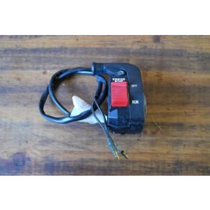 Commodo droit Yamaha 250 TDR (3CL) et 125 DTR (3BP) 1988-89 (47J839760000)