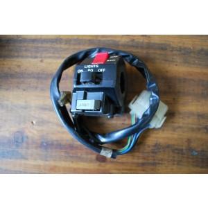Commodo droit Yamaha 750 FZ 1985-1988 (2MG et 1FN) (1FM839730100 ou 1FM839730000)