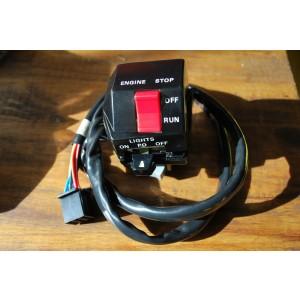 Commodo droit  Yamaha XVZ 1300 Venture 1983-1990 (3JT-83963-00-00)