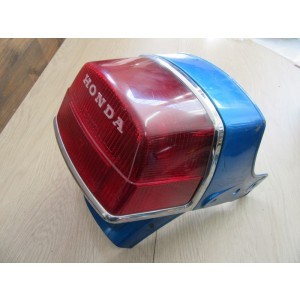 Ensemble feu arrière et bavette, support de plaque  Honda CX 500 1978-1982, CX 400 1979