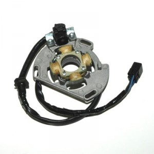 Stator ESC221 pour motos KTM tout terrain 65SX, 85SX, 150SX, 105XC (2003-11)
