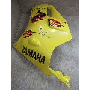Flanc gauche Yamaha 1000 FZR 1987-1988