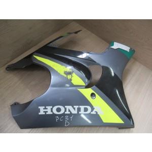 Flanc droit Honda 600 CBR (PC31) 1995-1998