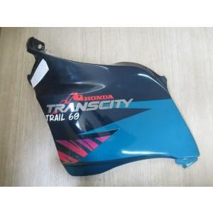 Flanc gauche Honda NX 125 Transcity 1989-1997 (JD12)