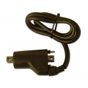 Bobine haute tension HT14 entraxe des trous 80 mm, 2 bornes d'alimentation