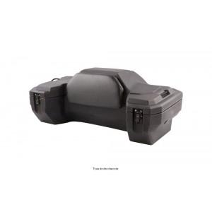 Top Case Quad 82L Noir Mat Dim: 97x55x40cm  82L 10.2Kg    2 Casques2