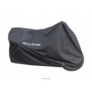 Housse Protection Pluie Moto  Dimensions: 170 x 80 x 100cm Moyenne et Grosse Cylindrée 0