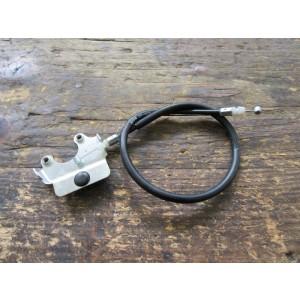 Câble d'ouverture de selle Yamaha XJ6 ABS 2009/2011