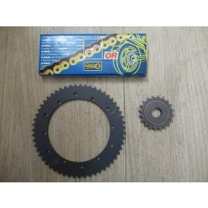 Kit chaîne  Yamaha SR 500 1991-1993