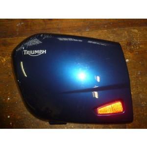 Capot de valise gauche pour Triumph 1050 GT 2010-2014