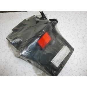 Garde boue arrière support de plaque Honda NTV 650 (RC33)