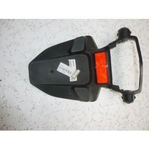 Garde boue arrière support de plaque neuf Honda 600 CBR RR (PC40)