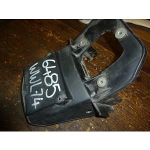 Garde boue arrière avec support de plaque Honda CBX 750 (RC17)