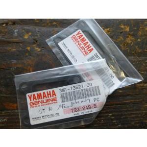 Jeu de 2 joints de clapet d'admission Yamaha GT80 1973
