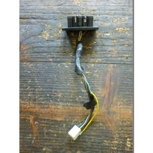 Support d'ampoule de tableau de bord Yamaha 125 XT (12V)