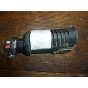 Repose pied avant droit complet Honda 125 CM (JC05) 1982-97
