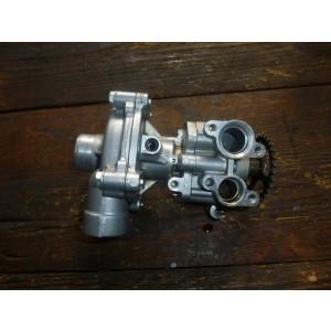 Ensemble pompe à huile et pompe à eau Yamaha FZ1