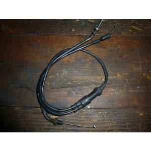 Jeu de câbles de gaz Honda 125 NSR (JC228) 1993-2002