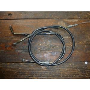 Jeu de deux câbles de gaz Suzuki 650 Bandit 2005-06