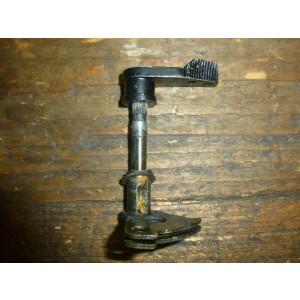 Mécanisme de tirette de starter Honda CBX 400 (NC07) 1982-83