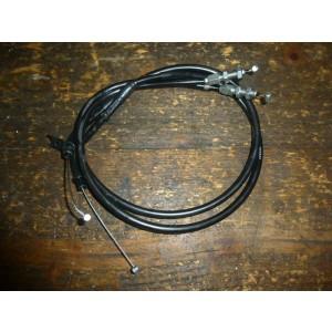 Jeu de deux câbles de gaz Suzuki 600 GSXR 2004-2005