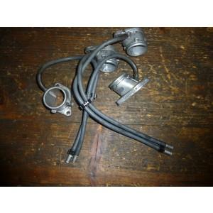 Jeu de 4 pipes d'admission Yamaha 1000 YZF (4VE) 1996-2200