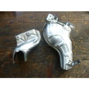 Jeu de deux pares chaleur d'échappement Honda VFR 1200 FA 2010-2011