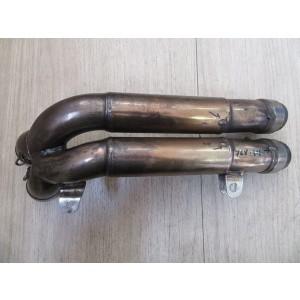 Raccord intermédiaire d'échappement Ducati 916 et 748 Superbike
