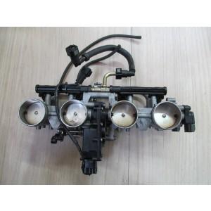 Rampe d'injection Kawasaki Z750 2004-2006