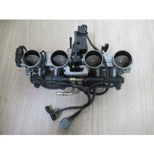 Rampe de carburateurs Kawasaki Z750 2004-2006