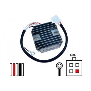 Régulateur RR98 Yamaha 350/500 RDLC, 125/250 TDR, SRX 600, FZR 600, FZR400RR, 850 TDM
