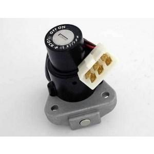 Contacteur à clé, neiman Yamaha 125 RDLC (10W et 12A), 250 RDLC, 350 RDLC (4LO et 31K)