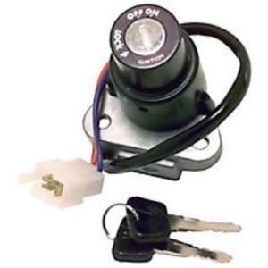 Contacteur à clé, neiman Yamaha 600 et 750 FZR, 1000 FZR, 1100/1200 FJ (3 FILS)