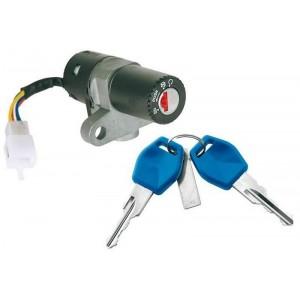 Contacteur à clé, neiman Yamaha DT 50 X/R 50 2007-11, XT 125 X/R 2007-2009